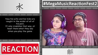 Indian Couple Reacts   EVERLAST What It's Like Reaction