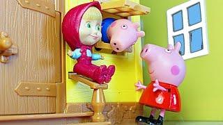 видео Свинка Пеппа игрушки - купить Peppa Pig в интернет магазине Дочки-Сыночки в Москве