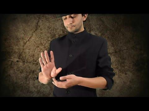 تعلم العاب الخفة # 284 ( طريقة جميلة لاخفاء الورقة ) free magic trick