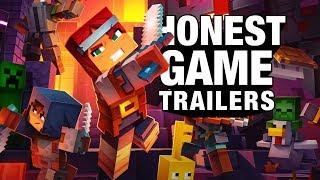 Honest Game Trailers | Minecraft Dungeons
