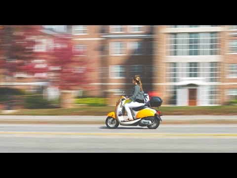 Ways To Get Around Campus at UNH