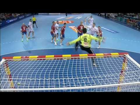 WCH - Španija - Srbija 31:20, Svetsko prvenstvo u rukometu, Spanija
