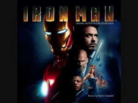 Iron Man- Ramin Djawadi Original Motion Picture Soundtrack