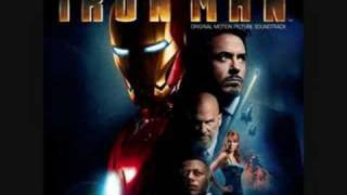 Iron Man- Ramin Djawadi (Original Motion Picture Soundtrack)