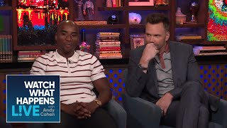 Baixar Joel McHale And Charlamagne Tha God Talk Celebs | WWHL