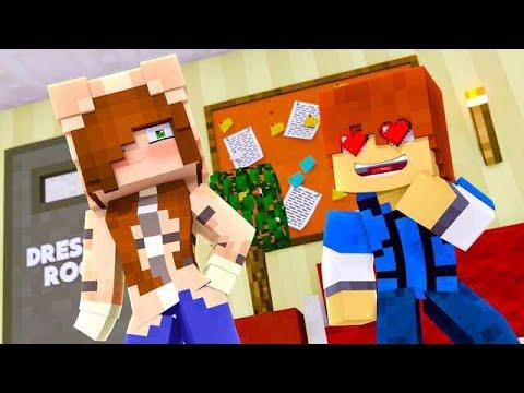Minecraft Dragons  TINAS NEW LOOK !? Minecraft Roleplay  Episode 7