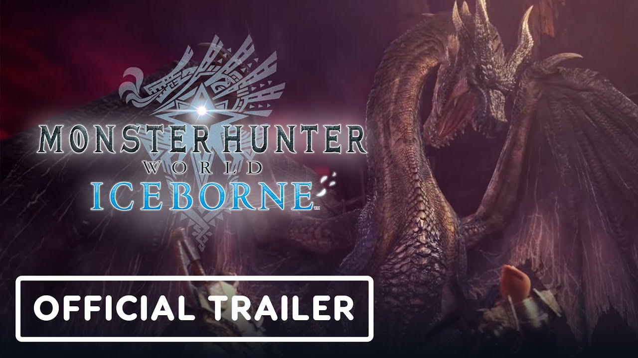 Monster Hunter World: Iceborne - Official Fatalis Trailer thumbnail