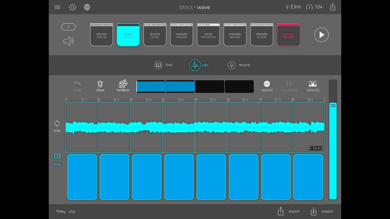 1308d39aefd Blocs Wave Melodic Metal Sound Pack Demo for iPad - YouTube