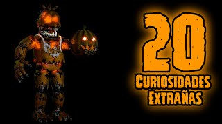 Top 20: 20 Curiosidades Extrañas De Jack-o Chica En Five Nights At Freddy
