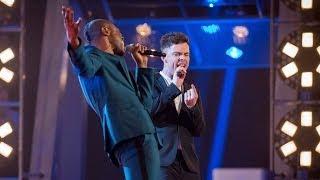 Leo Ihenacho Vs Steven Alexander: Battle Performance - The Voice UK 2014 - BBC One