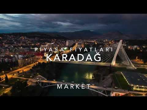 Karadağ ( Montenegro ) Piyasa Fiyatları | Market
