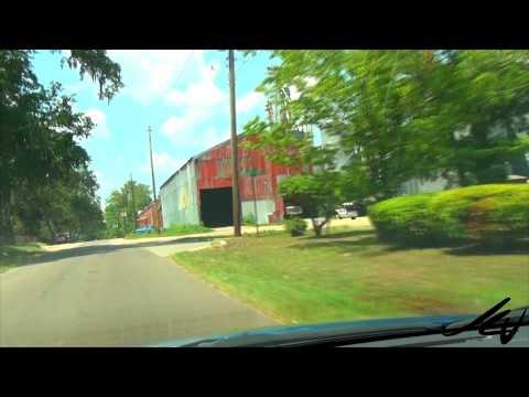 Deep in the South -  Alabama, Georgia heading to Florida  - YouTube