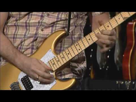 Ben Granfelt - Cocaine (TV Studio Live)