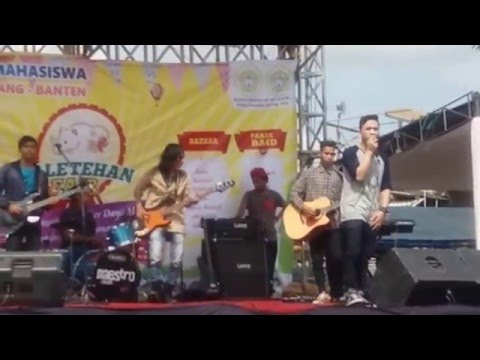 superheiro band cover wherever you will go at kampus faletehan