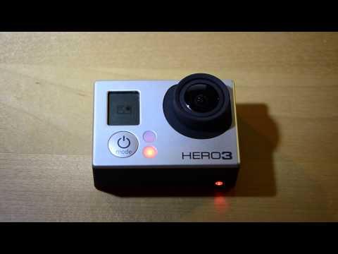 GoPro Hero 3 Black Edition - BETA Firmware Update March (Working!)