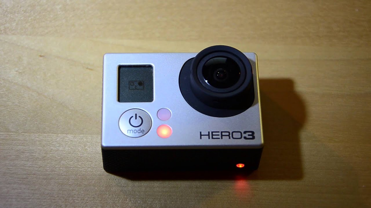 how to update gopro max firmware