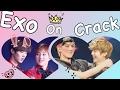 Exo on Crack | Xiuhan or Hunhan?