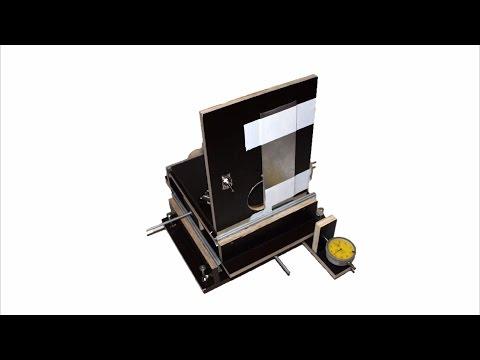 Foucault Knife-Edge Test - How to build / Tutorial