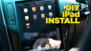 iPad Dash Install(Want to install an iPad into your car? In this episode learn how from the boys at Mighty Car Mods Get exclusive discounts on the latest issue of MCM Magazine ..., 2012-11-15T10:56:58.000Z)