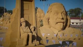 Burgas Sand Sculptures Festival 2017