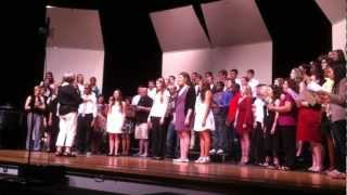 "RVRHS Broadway Showstoppers 2012- ""For Good"" (from Wicked)"