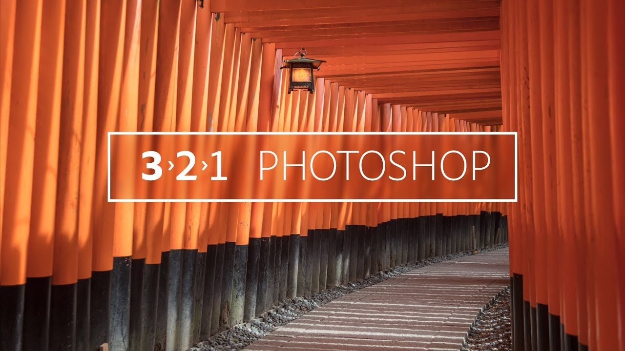 69d3d76f465 Adobe launches new '3, 2, 1 ... Photoshop!' tutorial series on YouTube:  Digital Photography Review