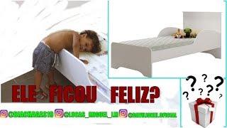 COMPRANDO A CAMA DO NOSSO BABY + PRESENTE SURPRESA