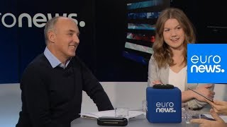 Euronews - Review Of The Year Video