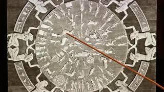 The Dandera Zodiac - Brief Description