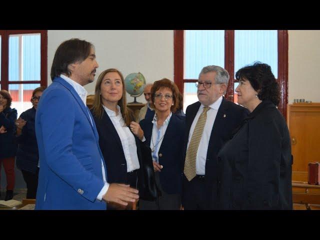 Inauguración Aula 40 - 75 aniversario Colegio Gerardo Martínez