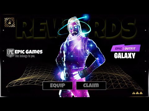 How To Get The *GALAXY SKIN* In Fortnite For FREE! (SEASON 2)