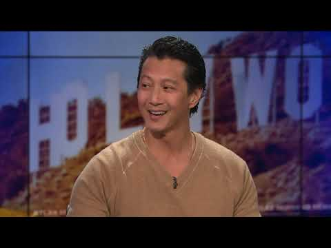 Will Yun Lee on How he was Raised for his Roles in
