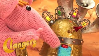 Major39;s Greatest Invention  Clangers  Shows For Kids