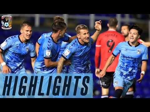 Coventry QPR Goals And Highlights