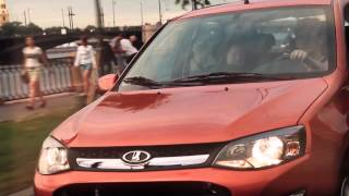 LADA Kalina 2 Hatchback Promotional Video
