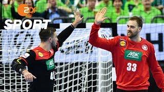 WM-Auftakt geglückt | Handball-WM im ZDF