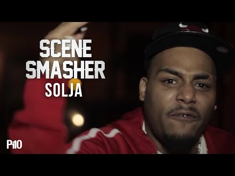 P110 - Solja - R.I.P KD [Scene Smasher]