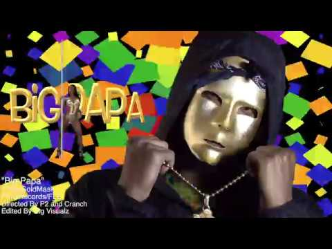 "P2Thegoldmask "" Big Papa "" ( Official Video )"