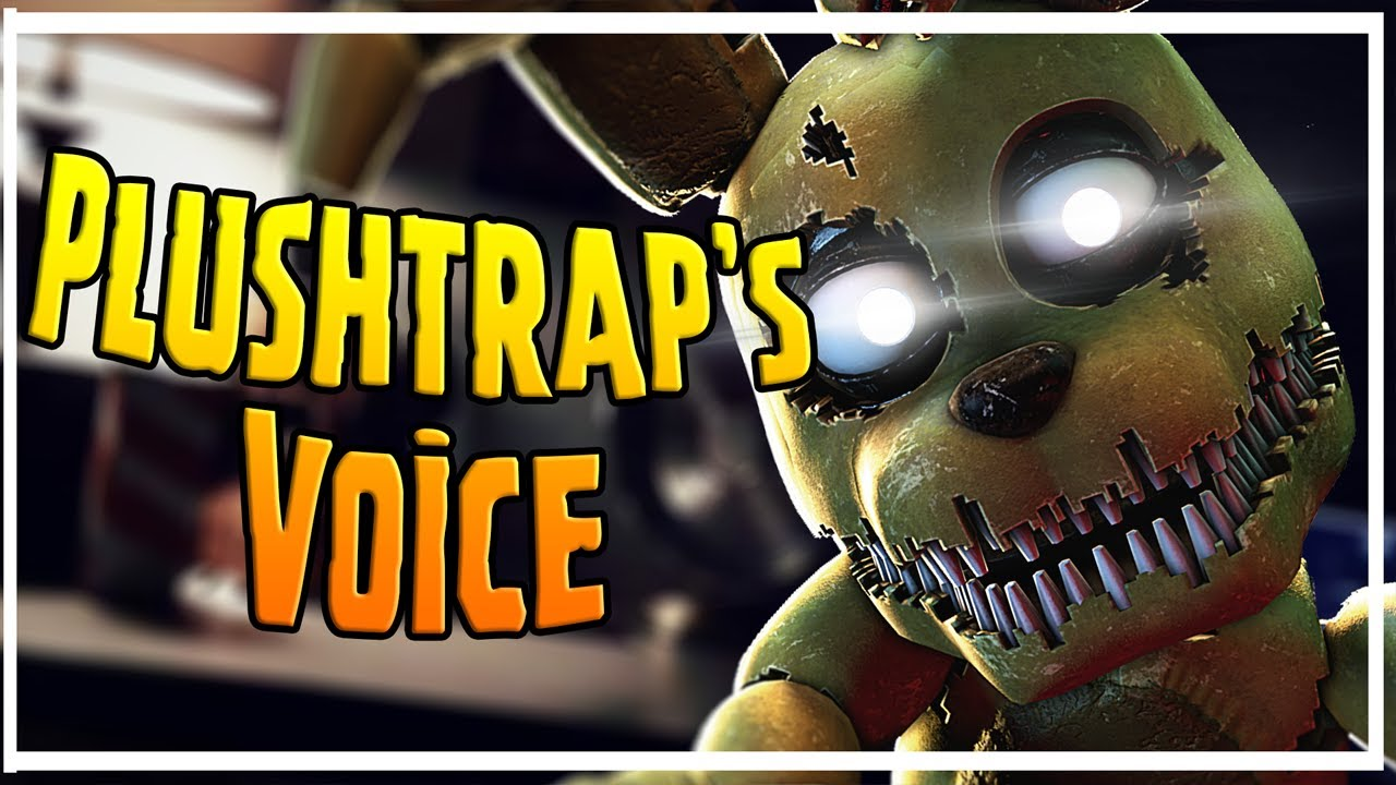 FNAF Plushtrap Voice Lines Animated