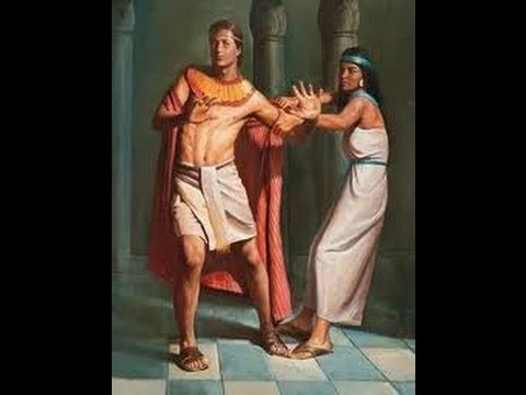 Daily Visual Bible Genesis 39 Joseph Gets In Trouble