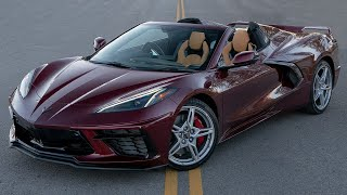 2020 C8 Convertible Corvette [First Drive & Full Review]