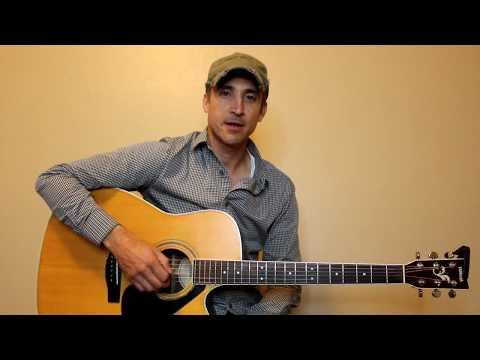 Kerosene - Miranda Lambert - Guitar Lesson | Tutorial
