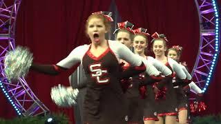 Pop Warner PW4 Cheerleading Chionship Highlights