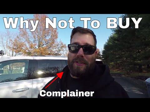 5 Things I Hate About My 2017 Yukon Denali XL