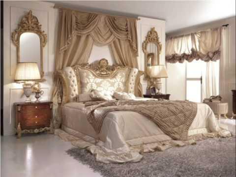Vintage Parisian Bedroom Ideas