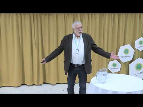 Nolan Bushnell - The Future of Technology & Gaming at Techoport 2015