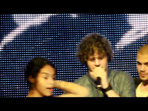 The Wanted - Heart Vacancy - VIP Room - 3/07/12