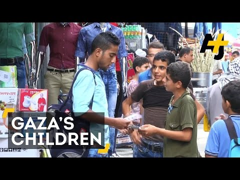 Child Labor Increasing In Gaza As Blockade Cripples Economy