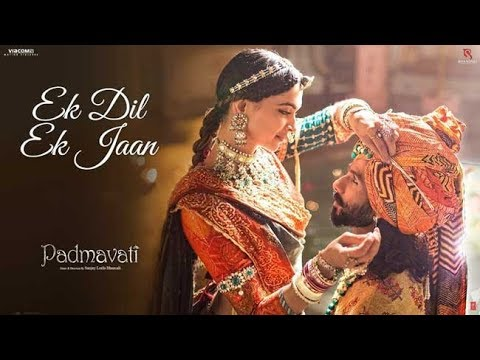 Ek Dil Ek Jaan - Padmaavat - Shivam Pathak - Lyrical Video With Translation