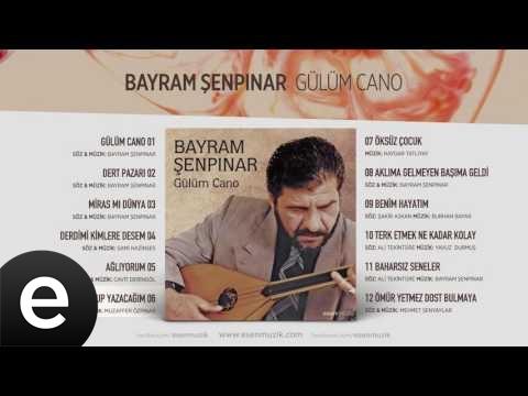 Ona Mektup Yazacağım (Bayram Şenpınar) Official Audio #onamektupyazacağım #bayramşenpınar